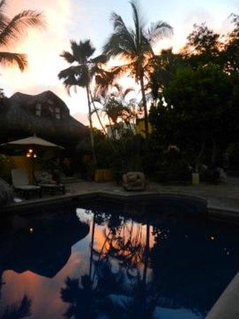 Tropicana Inn: Evening