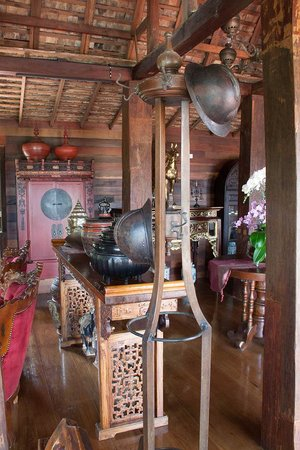 Marndadee Heritage River Village : lobby