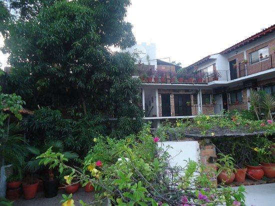 Hotel Posada de Roger : Inside the hotel