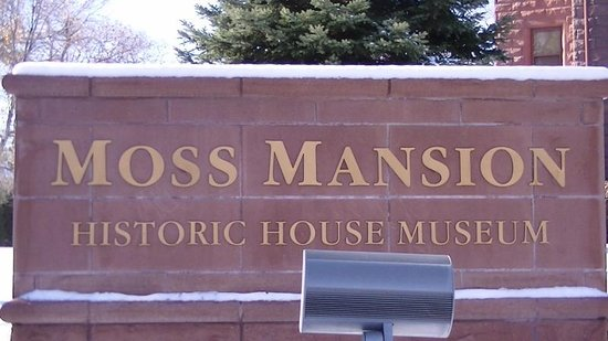 Moss Mansion: outside 3