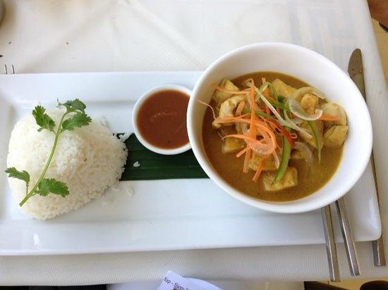 FCC Angkor - Restaurant : Amok Fish