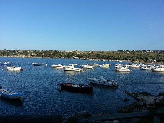 Stravento Ristorante sul Mare : Vista desde el restaurant