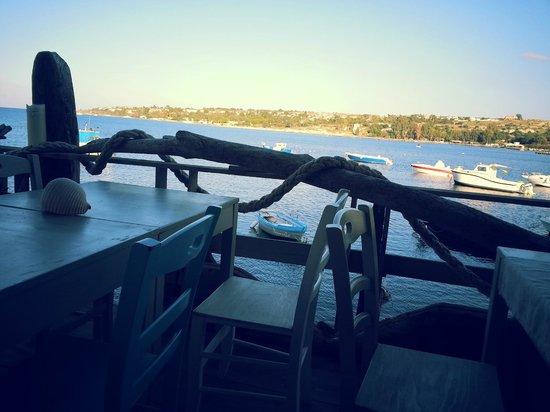 Stravento Ristorante sul Mare : Restaurant