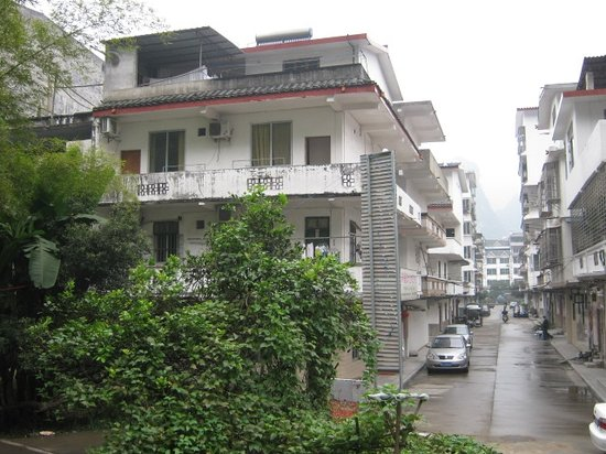 Yangshuo Culture House & Tour: The view of the hotel