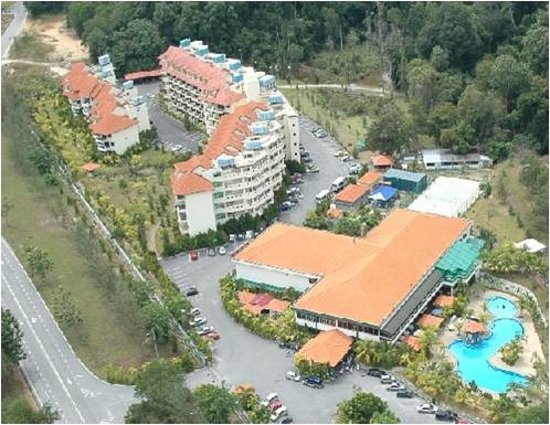 Teluk Batik Resort : view