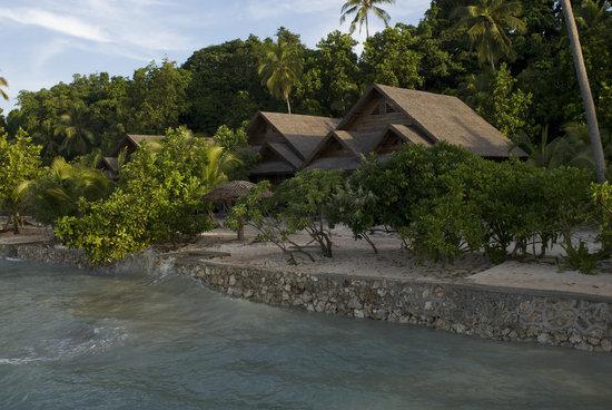 Patuno Resort Wakatobi: The Resort
