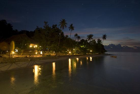 Patuno Resort Wakatobi: The Beach