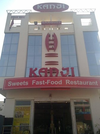 Kanji Sweets and Restaurant