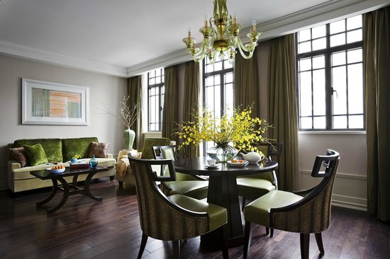 The Yangtze Boutique Shanghai: Bel Etage Suite