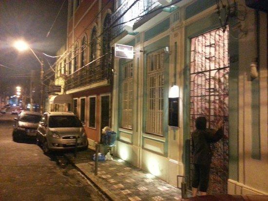 Aram Yami Hotel: From the street