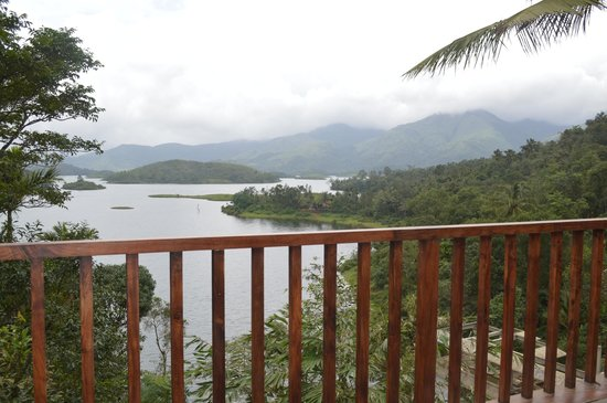 Wayanad Silverwoods: View from Room