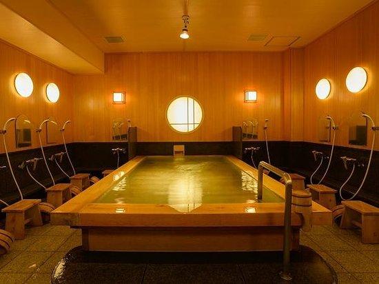 Ryokan Kohro: public bath