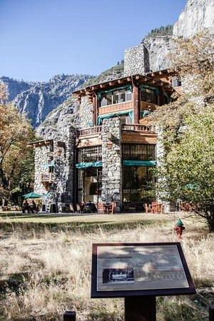 The Majestic Yosemite Hotel Grand Lodge