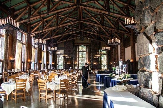 The Majestic Yosemite Hotel: The Grand Dining room