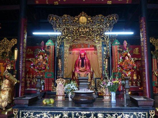 Hong Kung Miu Temple