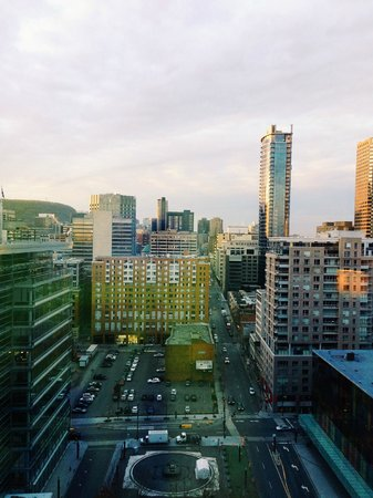 InterContinental Montreal : View