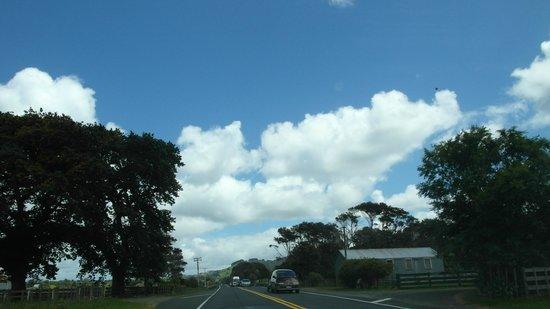 Skyline Rotorua: on the way