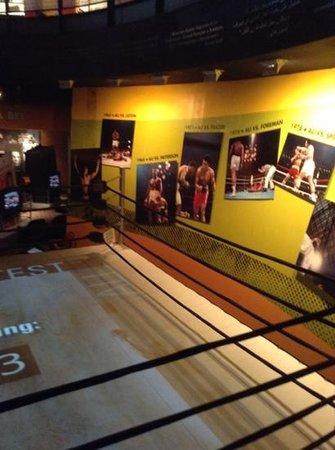Muhammad Ali Center: ali