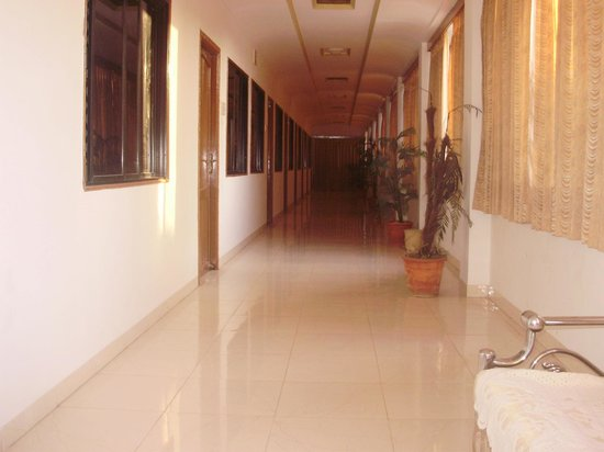 Hotel Dollar: Corridor