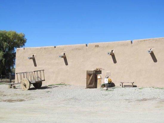 La Hacienda del los Martinez : Exterior