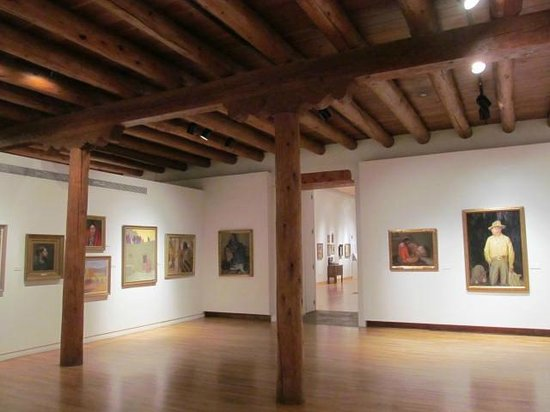 Harwood Museum of Art: Gallery
