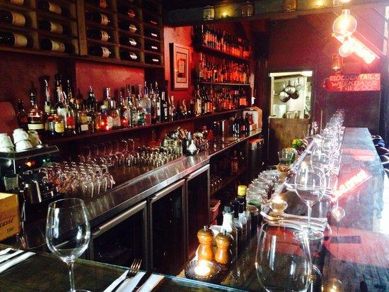 The Owl House Bar.