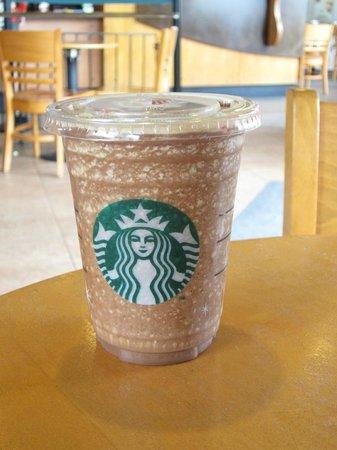 Starbucks: drink