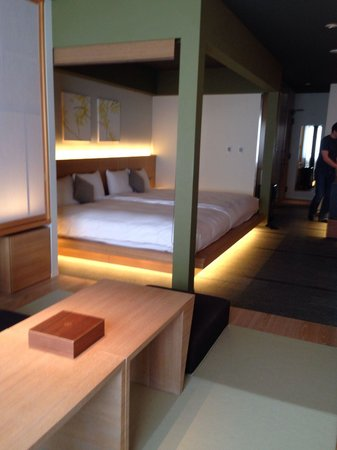 Hotel Kanra Kyoto: Great design
