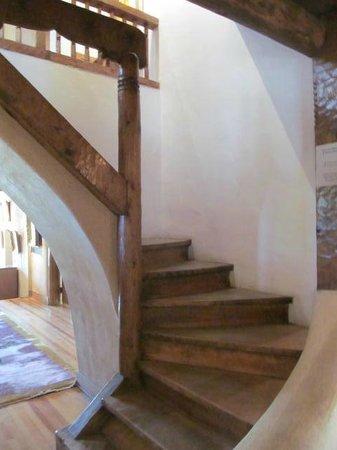 Taos Art Museum : Stairway