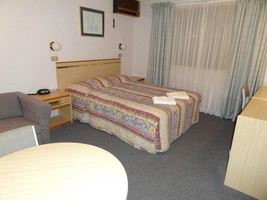 Abel Tasman Motel : Upstairs Room