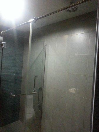 11@Century Hotel: Shower
