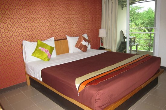 Plai Garden Boutique Guesthouse: Double Bed