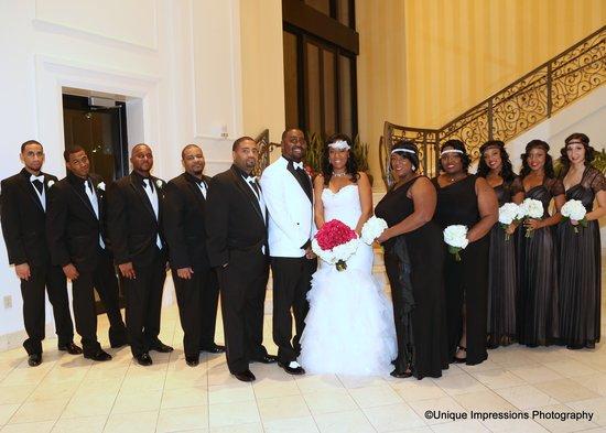 The Skirvin Hilton Oklahoma City: Wedding Party