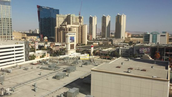 Monte Carlo Resort & Casino: View