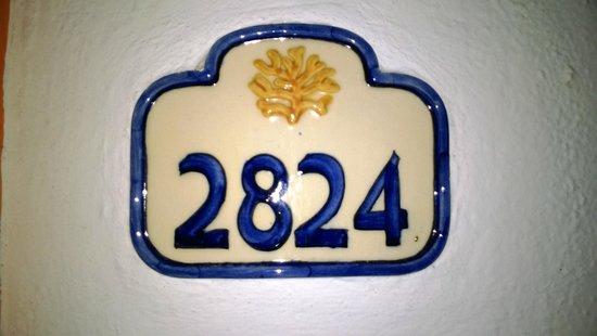 Sunscape Sabor Cozumel: Número de villa