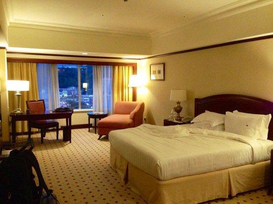 Le Meridien Kota Kinabalu: Room
