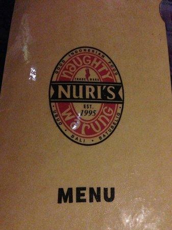 Naughty Nuri's: Seminyak
