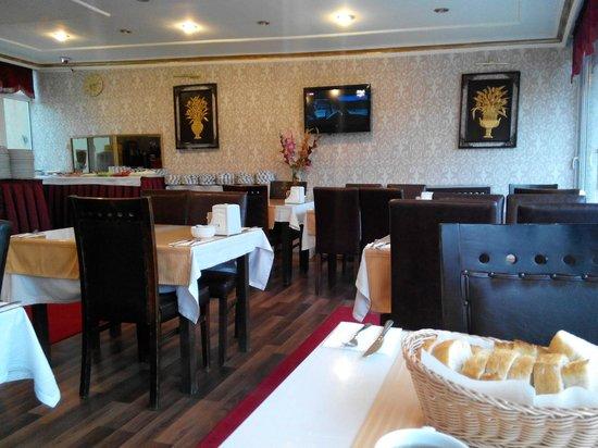 Hurriyet Hotel: Ресторан отеля