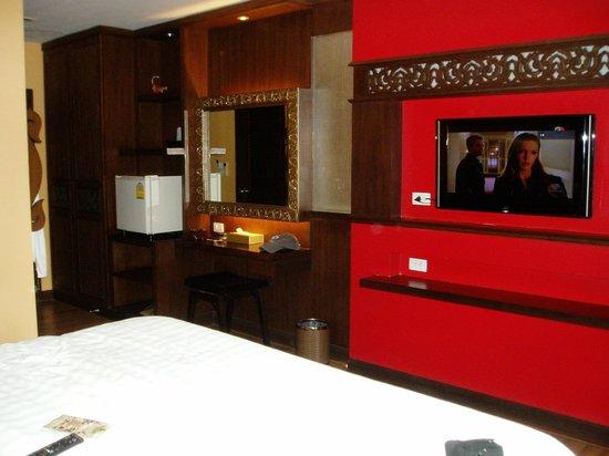 Chalelarn Hotel Hua Hin: Bedroom
