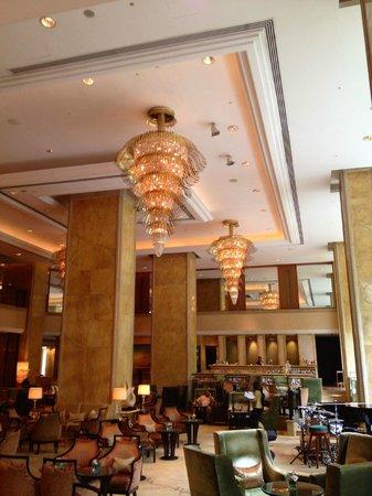 Shangri-La Hotel Kuala Lumpur: Lobby lounge