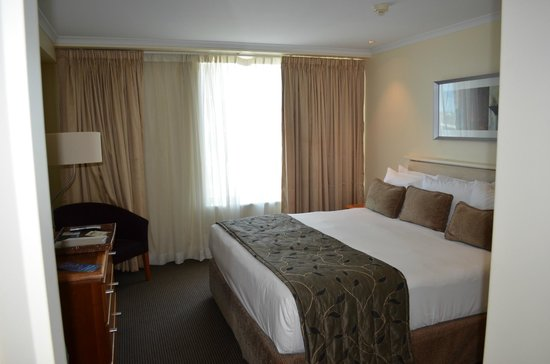 Rydges South Bank Brisbane: Sleeping Room