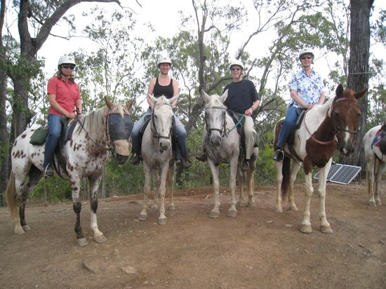 Billabong Horseback Adventures: The McRae Family