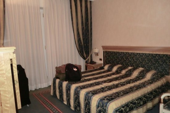 Excelsior San Marco Hotel : Double room