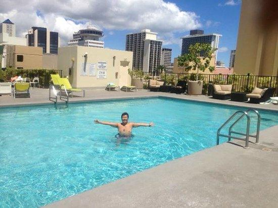 Waikiki Parc Hotel: WaikikiParcPool