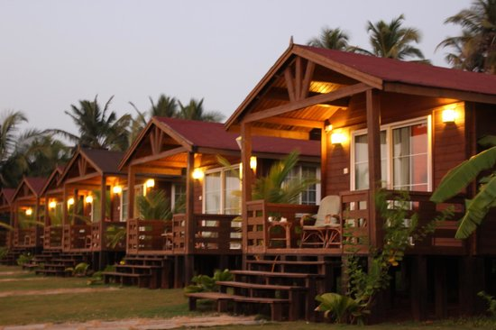 Ozran Heights Beach Resort: Grand Sea View Cottages