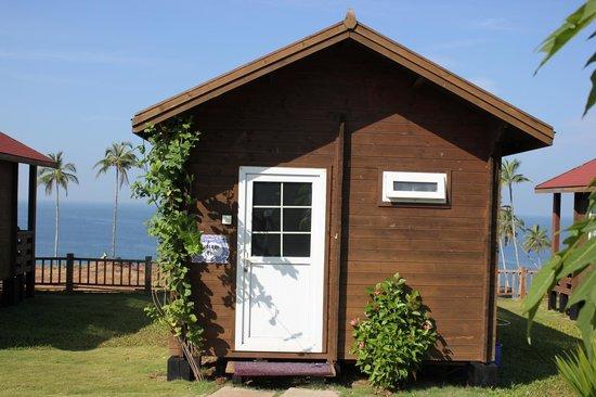 Ozran Heights Beach Resort: Premium Sea View Cottage