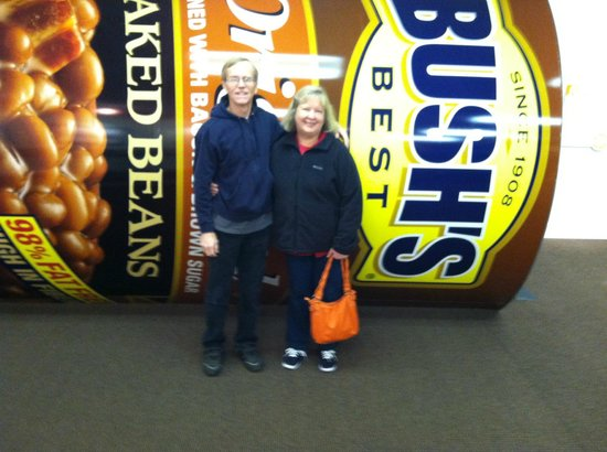 Bush's Beans Visitor Center: Anniversary trip to Bush's Visitor Center
