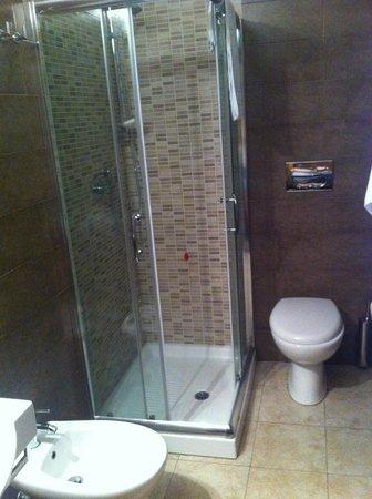Domus RomAntica: ванная комната