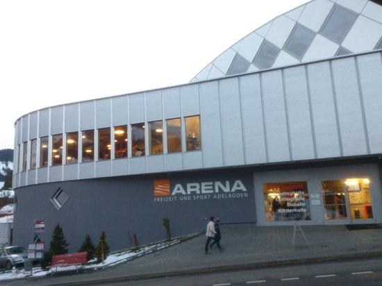 Adelboden - Arena Freizeit und Sport