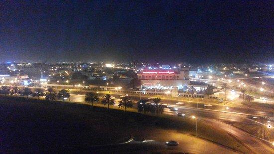 Park Inn by Radisson Muscat: Muscat at night
